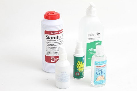 Hand Sanitisation Products