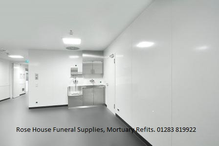 Funeral home refits