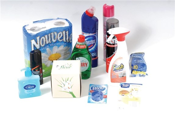 Janitorial / catering Supplies