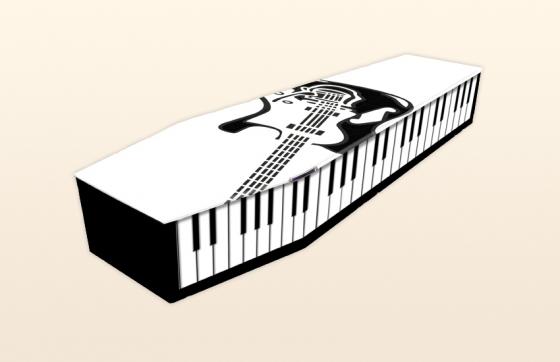 Printed coffins