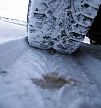 Winter Automotive Preperation