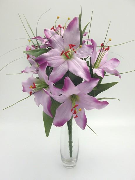 Cameo Tiger Bush Lavender Purple