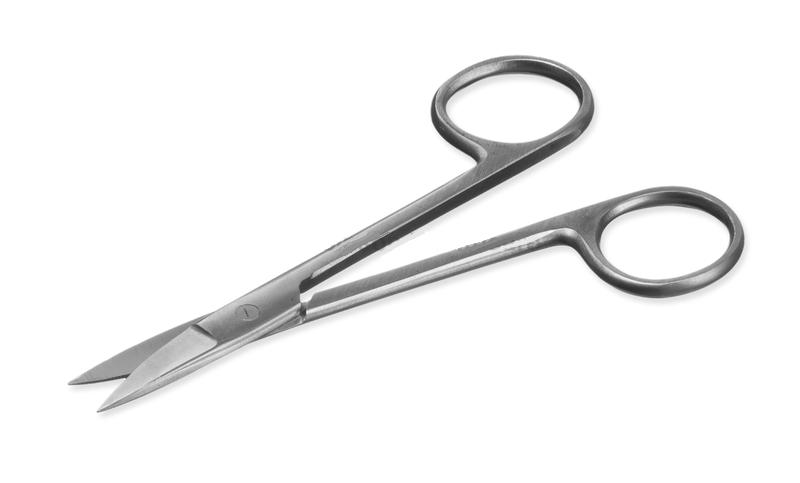 Instrapac Toenail Scissors - 50 Pack