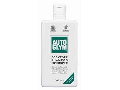 Body Work Shampoo Conditioner (AG004)