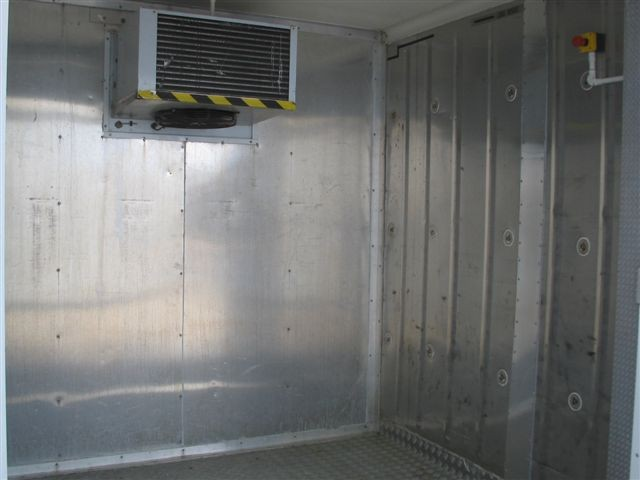 external Temporary cold rooms
