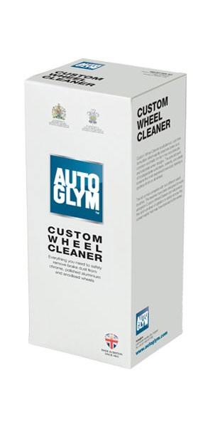 Custom Wheel Cleaner Kit (AG010)