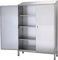 Double Door Storage Cupboard 1500mm high