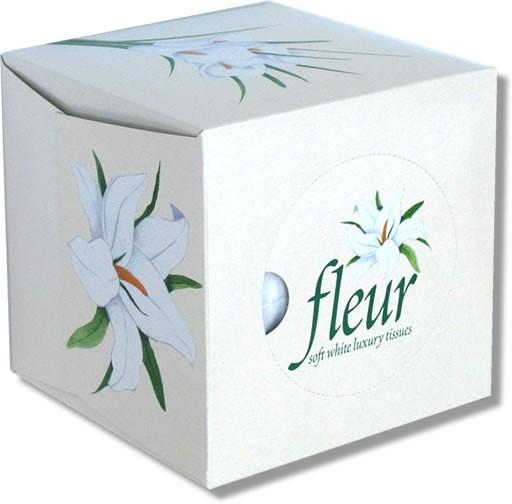 Fleur Cube Tissues