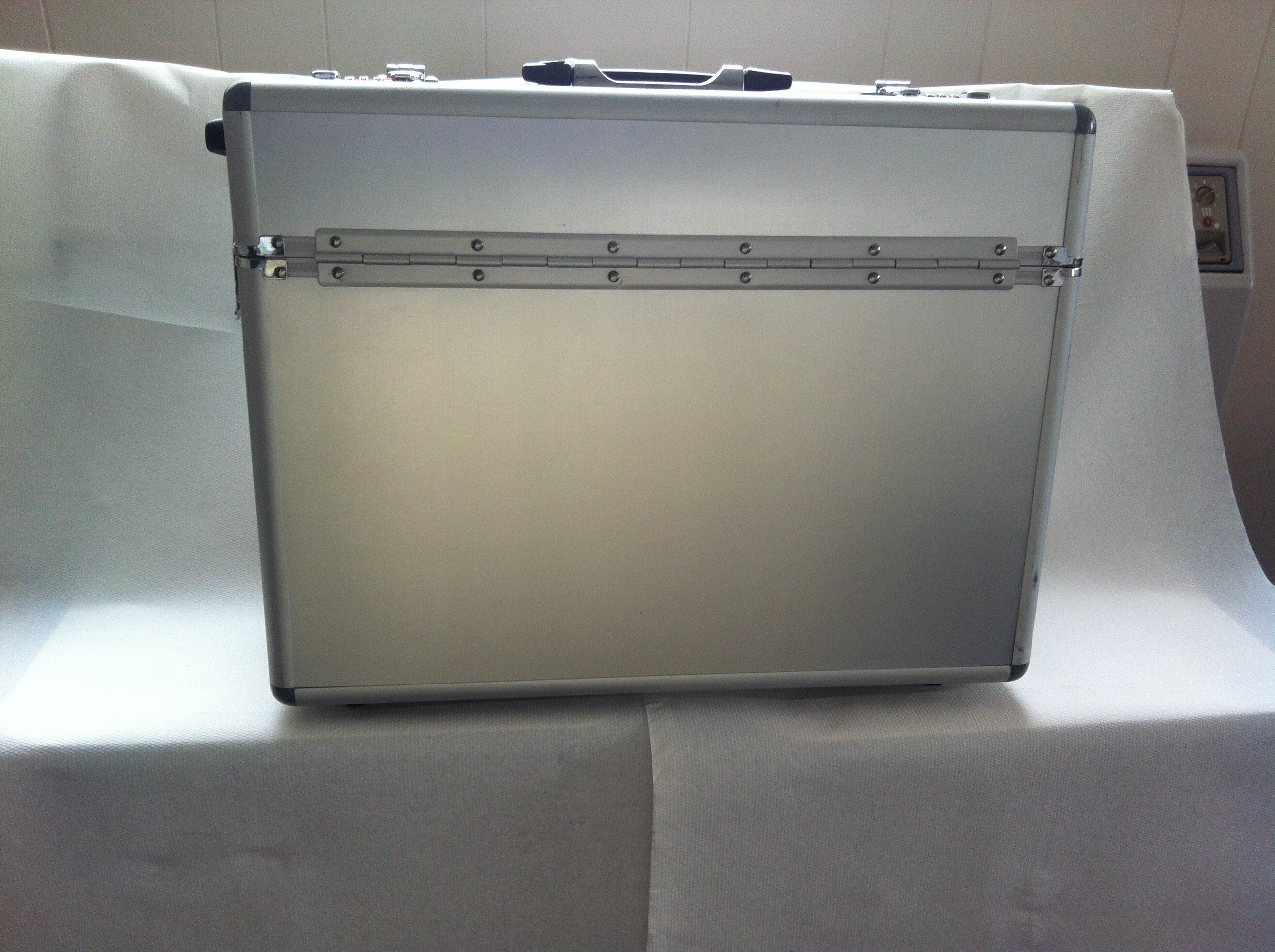 Large Aluminium Trunk Case