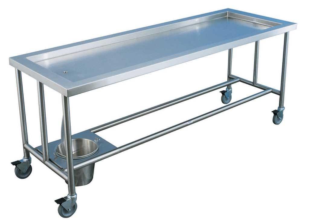 Post Mortem Table - Recessed Top - HA100