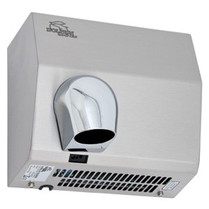1600 warm air hand dryer