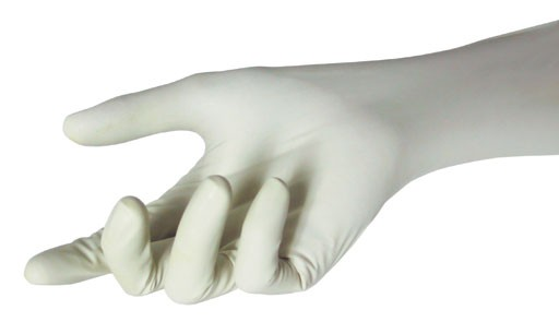 Latex Gloves 10x100 gloves.