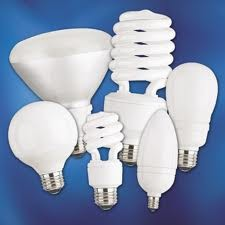 Low Energy lamps bc