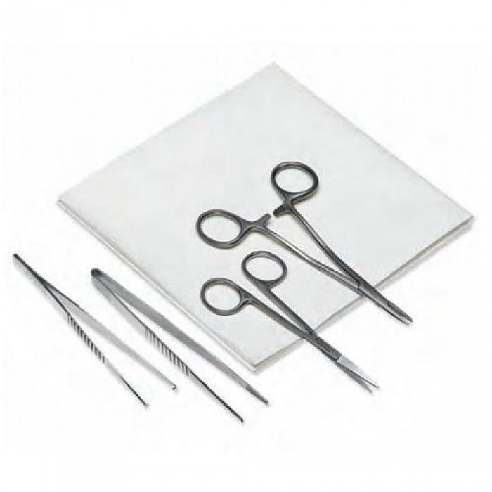 Instrapac Fine Suture Pack - 40 Pack