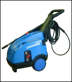Edge leopard cold water pressure washer