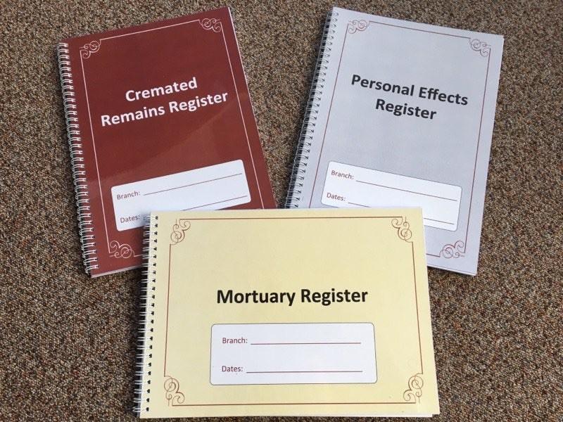 Mortuary Registers