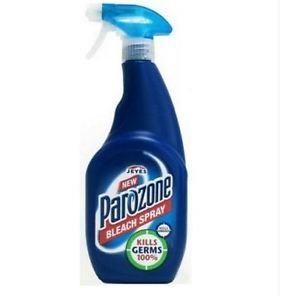 Parazone Spray Bleach 6 x 750mll