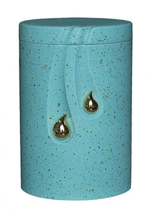 LEITH JADE CREMATION ASHES URN
