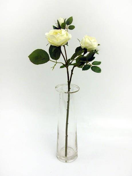 Prize Rose Spray Rose Cream 42cm
