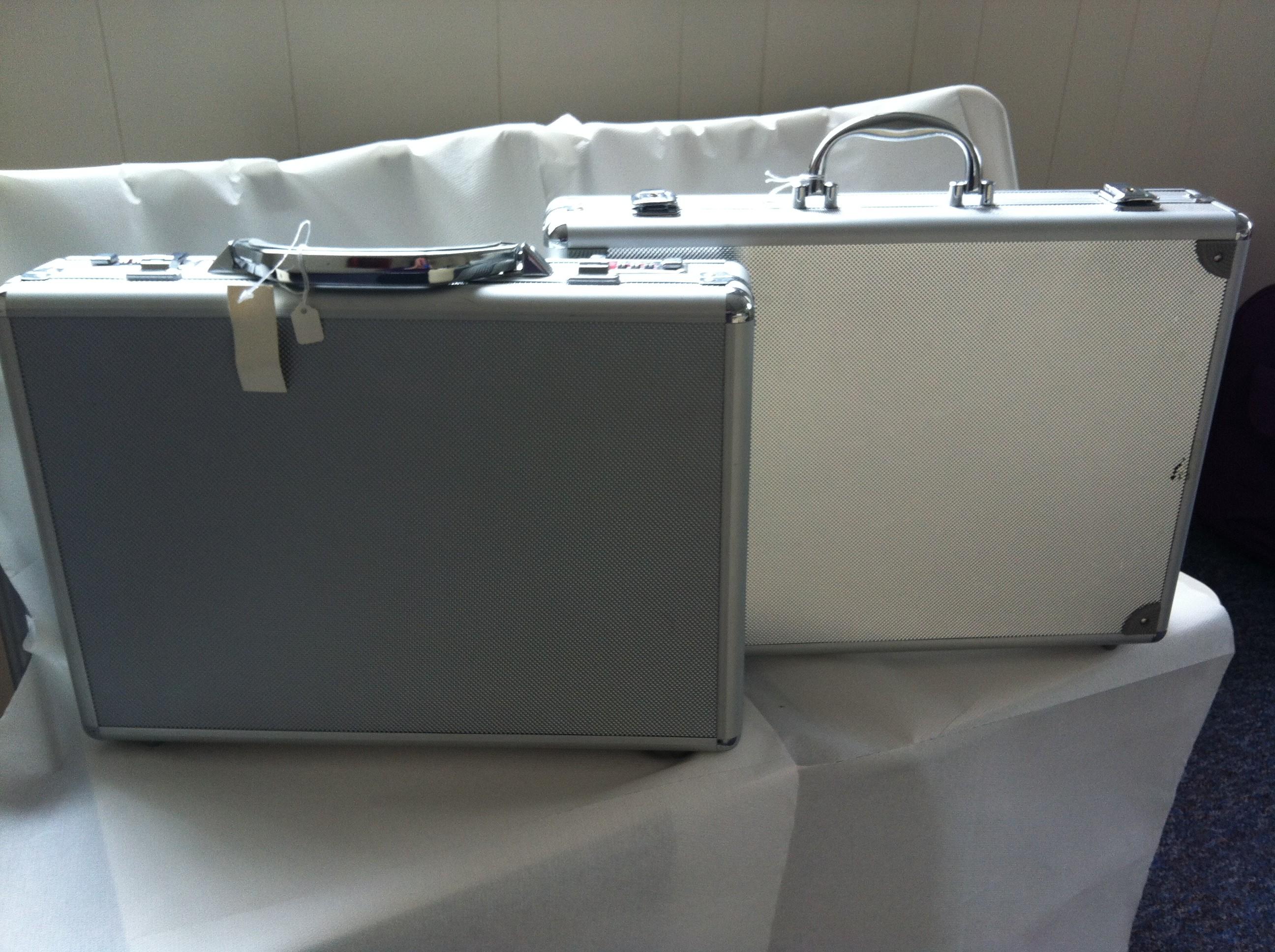 Small Aluminium Briefcase