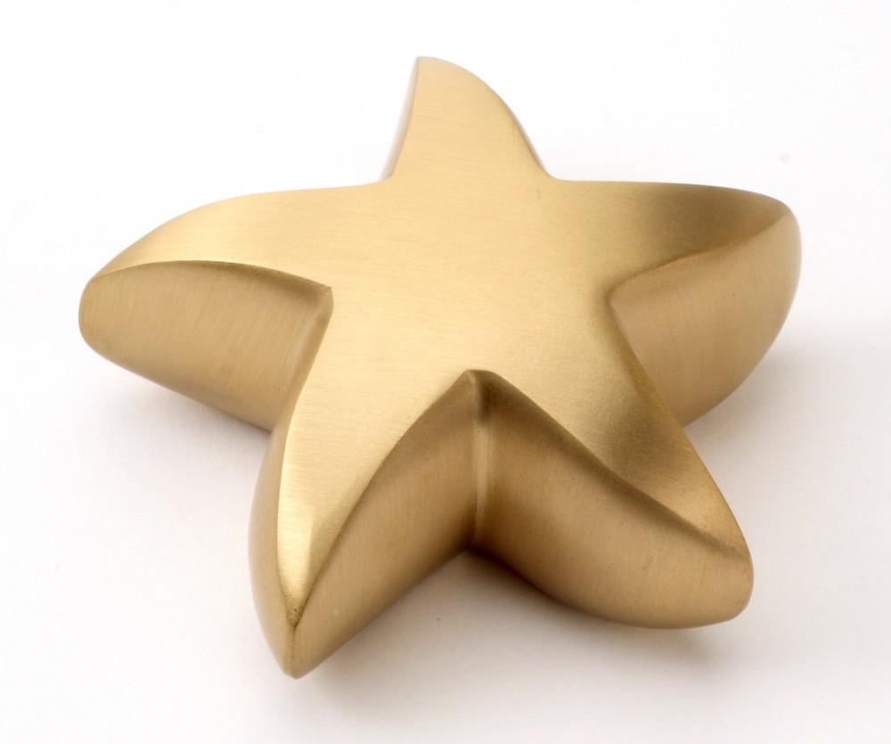 Star Keepsake Brass (UU430001A) Token Ashes