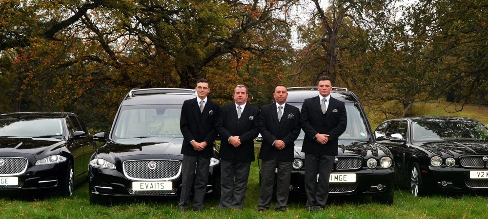 mg evans funeral directors