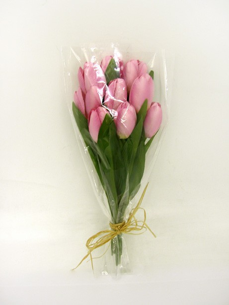 Tulip Bundle x9 Pink