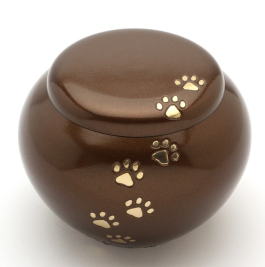 "Pet Urn York 5"" high"